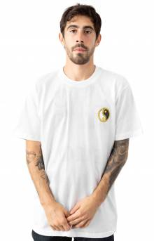 Peace Smiley T-Shirt - White