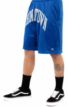 Shooter Mesh Shorts - Royal Blue