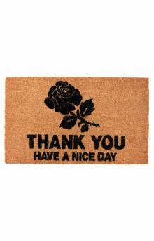 Thank You Door Mat