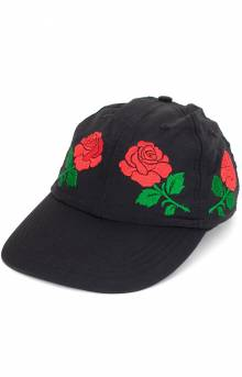 Thank You Rose Dad Hat - Black