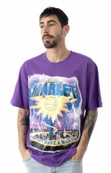 Tornado T-Shirt - Purple