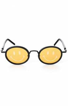 Smiley Sunglasses - Yellow