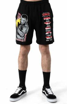 Smiley Boxing Shorts Shorts
