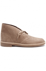 Clarks Clothing, (26082285) Bushacre 2 Boot - Sand Suede