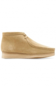 Clarks Clothing, (26103811) Wallabee Boot - Maple Suede