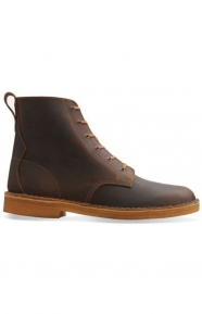 Clarks Clothing, (26113253) Desert Mali Boot - Beeswax Leather