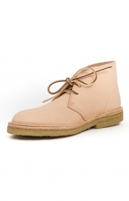 Clarks Clothing, (26122618) Desert Boot - Natural Tan Leather