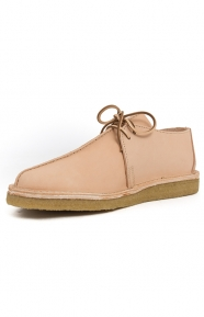 Clarks Clothing, (26122704) Desert Trek Boot - Natural Tan Leather