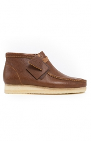 Clarks Clothing, (26125544) Wallabee Boot - Tan Tumbled