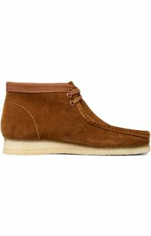 (26146193) Wallabee Boot - Brown