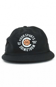 CLSC Clothing, Ballers Snap-Back Hat - Black
