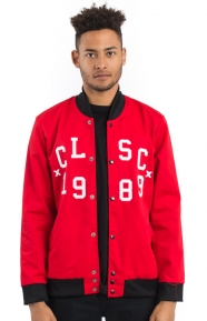 Hail Mary Jacket - Red