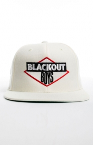 CLSC Clothing, Ice Water Snap-Back Hat - White