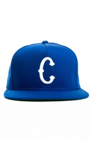 CLSC Clothing, Jackie Snap-Back Hat - Royal Blue