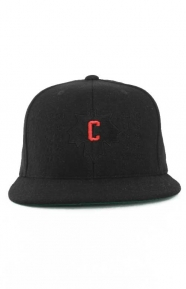CLSC Clothing, Series Snap-Back Hat - Black