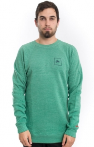 Square Crewneck - Teal