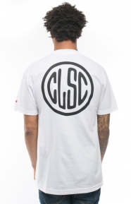 CLSC Clothing, Stamp T-Shirt - White