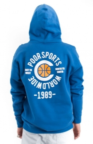 CLSC Clothing, Swish Pullover Hoodie - Royal Blue