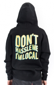 CLSC Clothing, Vacation Pullover Hoodie - Black