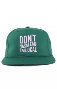 Vacation Snap-Back Hat - Forest