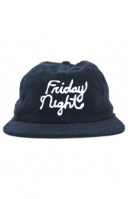 CLSC Clothing, Viernes Strap-Back Hat - Navy