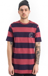 CLSC Clothing, Weekend T-Shirt - Navy/Red