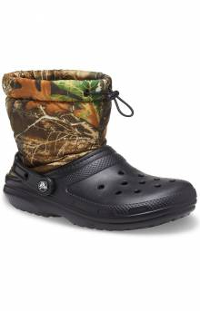 Classic Lined Neo Puff Realtree® Edge Boots - Black