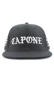Big Fella Snap-Back Hat - Black