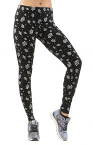 Digi Paisley Women's Leggings