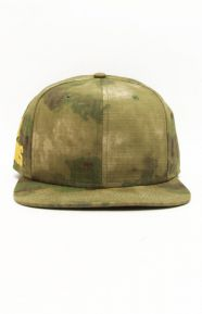 Les Voleurs Snap-Back Hat - Camo