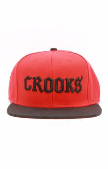 Sureno Snap-Back Hat - Red