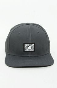 Union Craft Snap-Back Hat - Grey