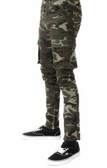 (CRYSPF18-6) Mountain Jeans - Camo