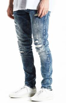 (CRYSQS18-208) Pacific Denim Jeans - Mid Blue