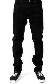 (CRYSU119-101) Pacific Denim Jeans - Black