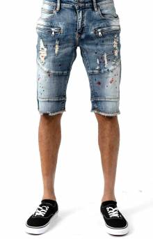 Montana Shorts - Light Blue