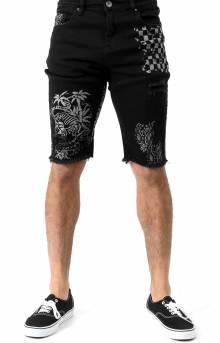 Pacific Shorts - Black/Checker