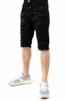 Tony Shorts - Denim Black