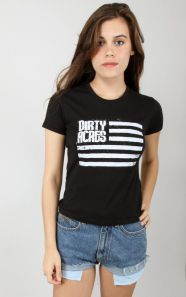 Cunninlynguists Clothing, Dirty Acres Women's T-Shirt