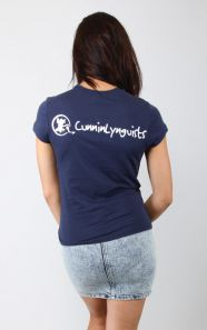 Cunninlynguists Clothing, 'Will Rap For Food' Women's T-Shirt