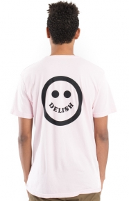 Happy? Are You Sad? T-Shirt - Pink