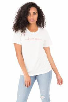 Girls Who Dream T-Shirt - Washed White