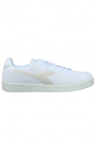 Game Weave Shoe - White