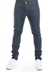 Diamond Supply Clothing, (A16DBA11) Sk8 Life Skinny Fit Jeans - Raw