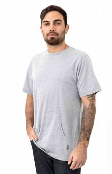 Big Pocket T-Shirt - Grey