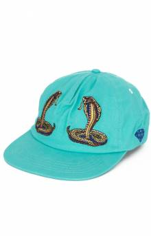 Cobra Strap-Back Hat - Diamond Blue