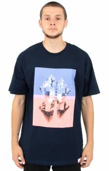 Duplicated T-Shirt - Navy