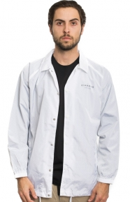 Geary Coach's Jacket - White