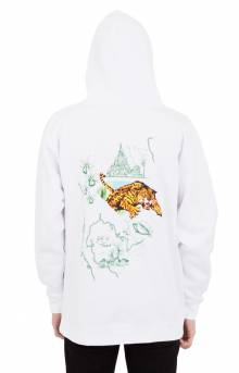 Gulf Pullover Hoodie - White