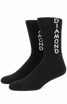 Hobbs Crew Socks - Black